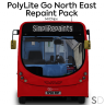 Go North East Masterlite repaint pack