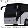 Temsa Safari HD12 Static Coach Pack