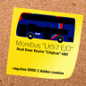"Morebus ""LK57 EJO"" livery for the London Citybus 400"